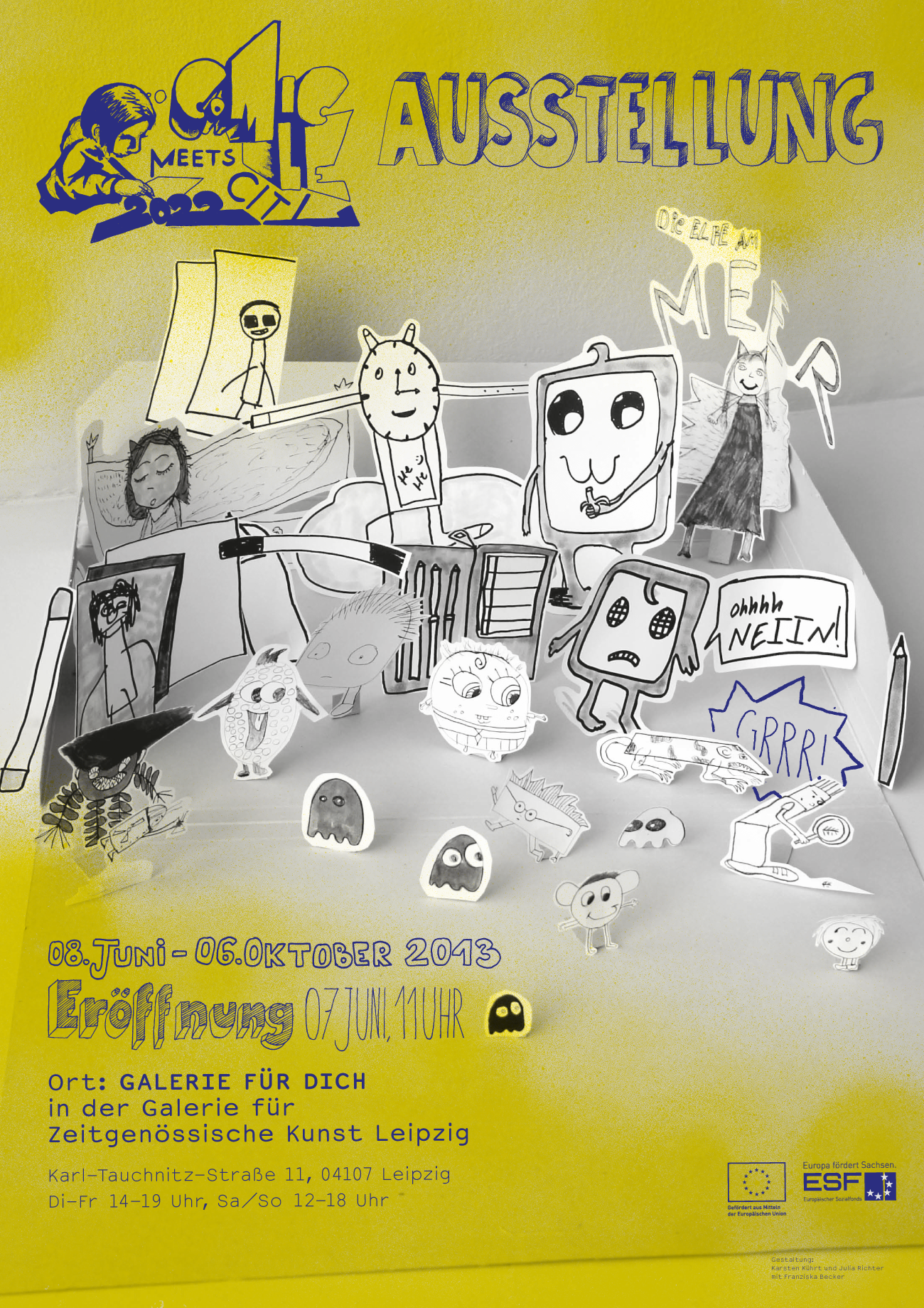 Comic_Ausstellung_2013