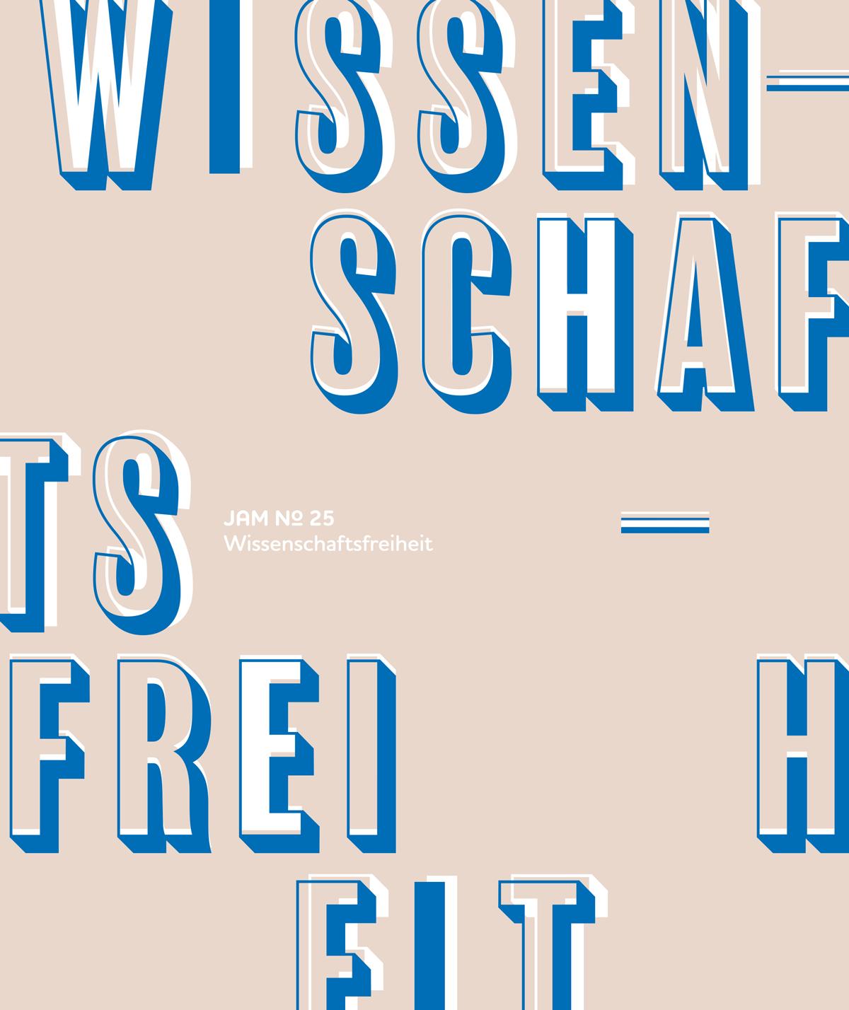 Jam-Wissenschaftsfreiheit-Umschlag