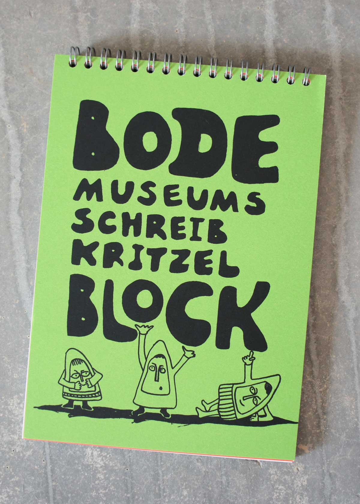 Bodeblock-Cover